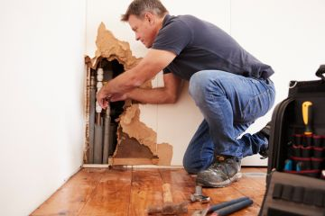 Pipe Installation and Des Plaines Pipe repair by Master Pro Plumber
