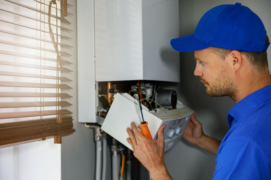 Boiler Repair Services by Master Pro Plumber