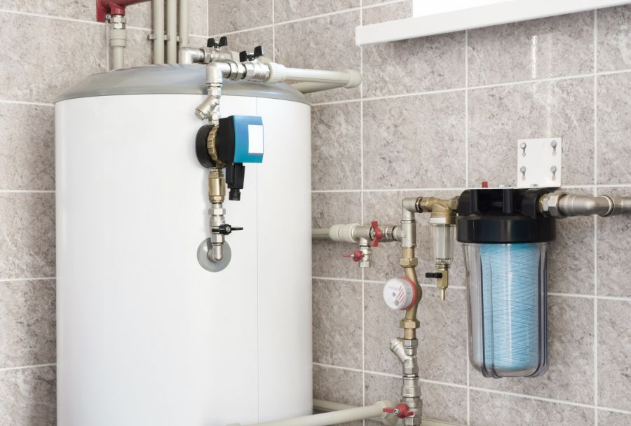 Master Pro Plumber's Water Heaters